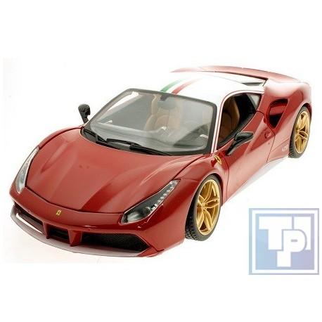 Ferrari, 488 GTB, 1/18