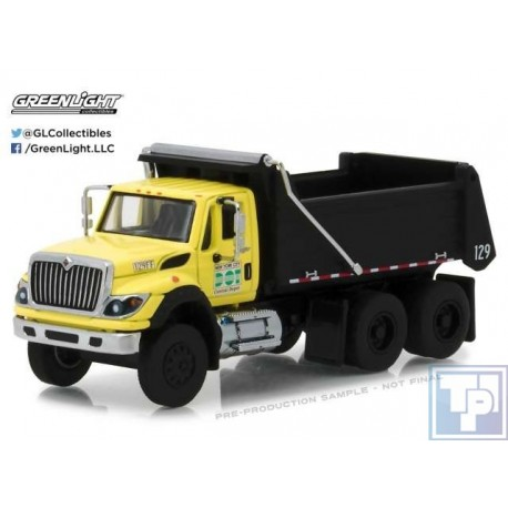 International, WorkStar New York City DOT Construction Dump Truck, 1/64