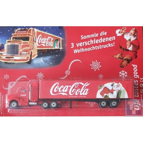 Weihnachtstruck, Coca Cola, 1/43