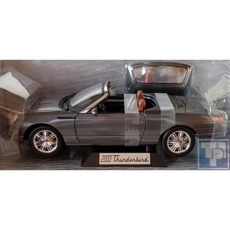 Ford, Thunderbird Cabriolet, 1/18