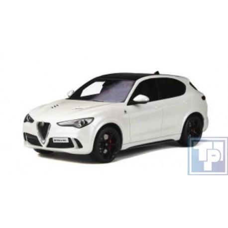 Alfa Romeo, Stelvio, 1/18