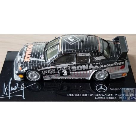 Mercedes-Benz, 190E EVO 2, 1/43