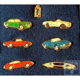 Automodelle Diverse Pin