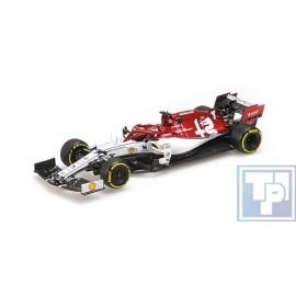 Alfa Romeo, Racing F1 C38, 1/43