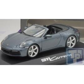 Porsche, 911 (992) Carrera 2S Cabriolet, 1/43