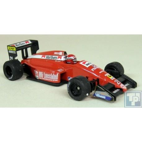 BMS, Dallara F189, 1/43