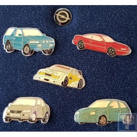 Opel, Pins