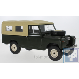Land Rover, 109 Series II, 1/18