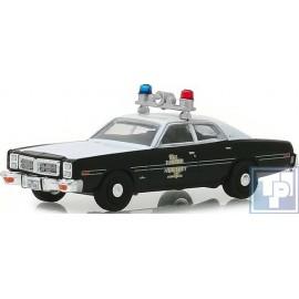 Dodge, Monaco, Police, 1/64