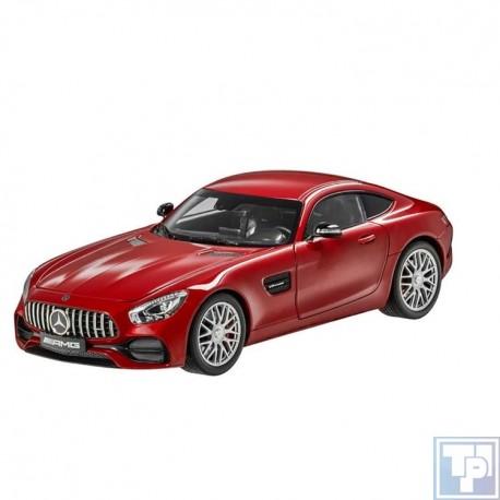 Mercedes-Benz, AMG GT (C190), 1/18