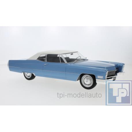 Cadillac, Deville Cabriolet, 1/18