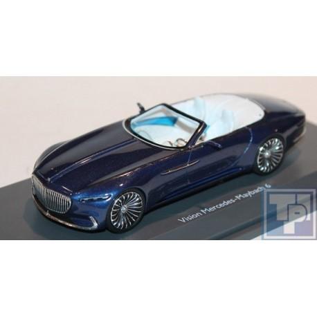 Mercedes, Maybach Vision 6 Cabriolet, 1/43