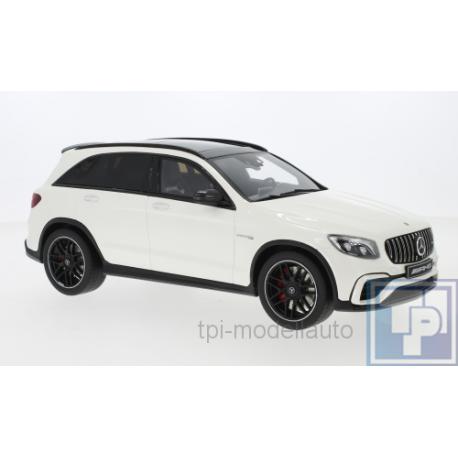 Mercedes-Benz, AMG GLC 63, 1/18