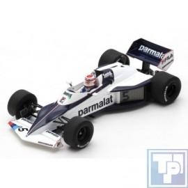 Brabham, BT52, 1/43