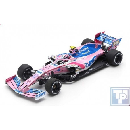 Racing Point, Mercedes RP19, 1/43