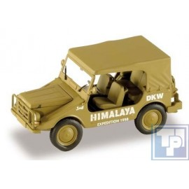 DKW, Munga 4 Himalaya Expedition, 1/43