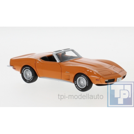 Chevrolet, Corvette (C3) Cabriolet, 1/43