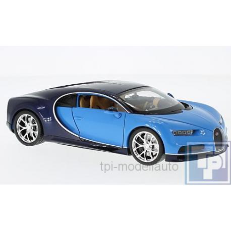 Bugatti, Chiron, 1/24