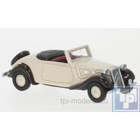 Citroen, Traction Avant Cabriolet, 1/87