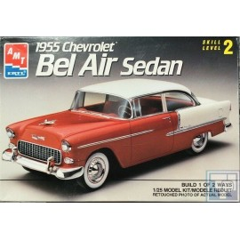 Chevrolet, Bel Air, 1/25