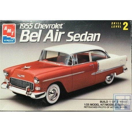 Chevrolet, Bel Air, 1/25