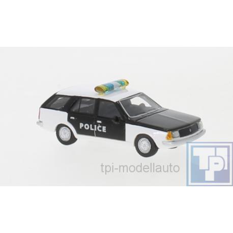 Renault, 18 Kombi, Polizei, 1/87