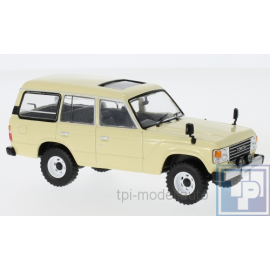 Toyota, Land Cruiser LC60, 1/43