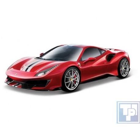 Ferrari, 488 Pista, 1/43