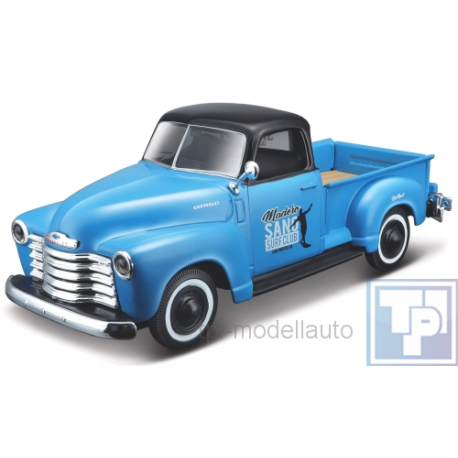 Chevrolet, 3100 Pick-up, 1/25