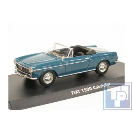 Fiat, 1500 Cabriolet, 1/43