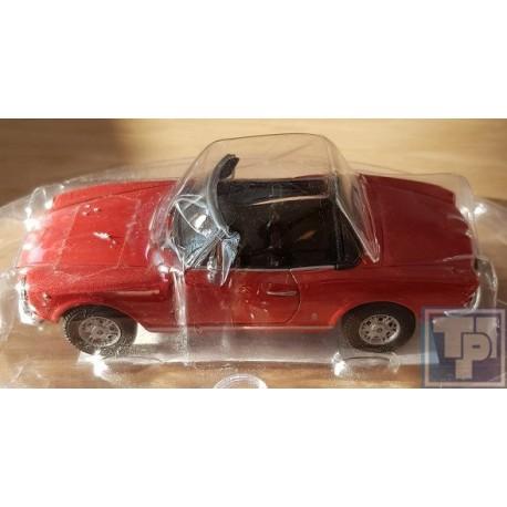 Fiat, 124 Cabriolet, 1/43