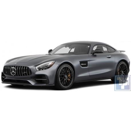Mercedes-Benz AMG GT R (C190), 1/18