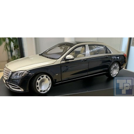 Mercedes, Maybach S650 (222), 1/18