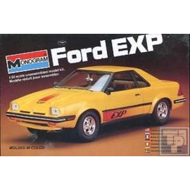 Ford, EXP, 1/32