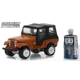 Jeep, CJ-5, 1/64