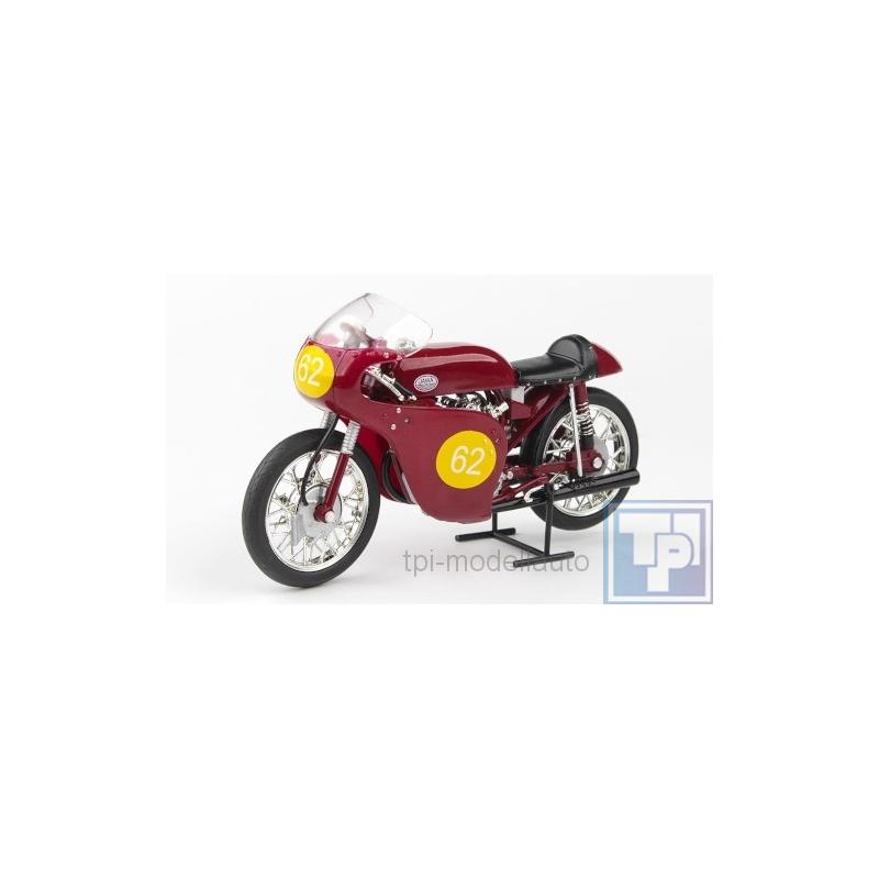 No.62 F.Stastny 1961  1:18 Abrex   *NEW* Jawa 350 2xOHC GP Hockenheim