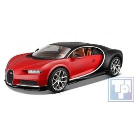 Bugatti, Chrion, 1/18