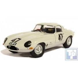Jaguar, E-type lightweight, 1/18