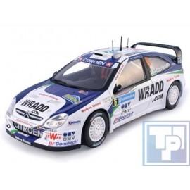 Citroen, Xsara WRC, 1/18