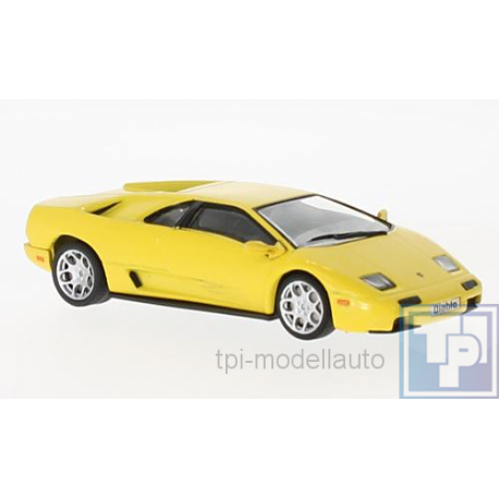 Lamborghini, Diablo VT, 1/43
