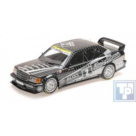 Mercedes-Benz, 190E 2.5-16 Evo 1, 1/18