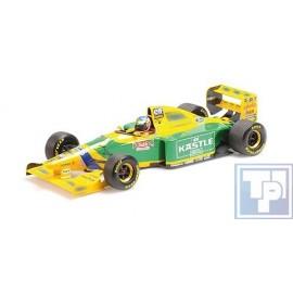 Benetton, Ford B193, 1/18