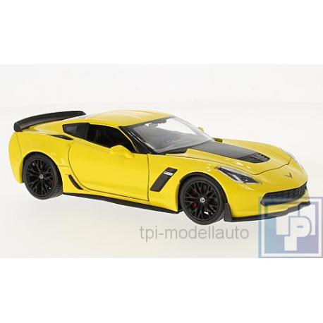 Chevrolet, Corvette Z06, 1/24