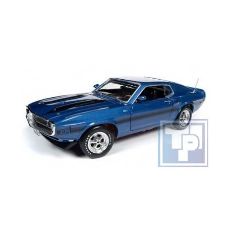 Shelby, Mustang Fastback, 1/18