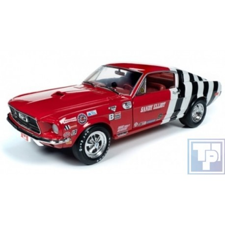 Ford, Mustang Fastback, 1/18