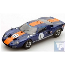 Ford, GT40, 1/18