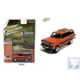 Jeep, Wagoneer 4 x 4, 1/64