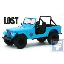 Jeep, CJ-7, 1/18