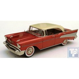Chevrolet, Bel Air Hardtop, 1/43