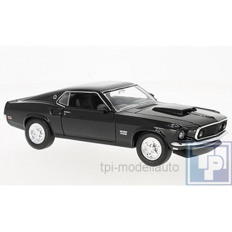 Ford, Mustang Boss 429, 1/24
